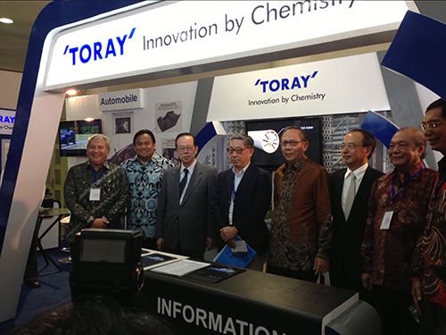 35 - PT. TORAY INDUSTRIES INDONESIA (TIN)