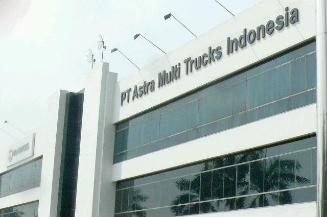 Astra multi truck indonesia