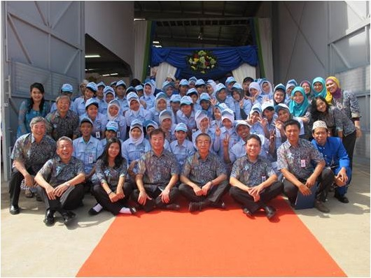 PT. NIPPON STEEL AND SUMIKIN MATERIALS INDONESIA