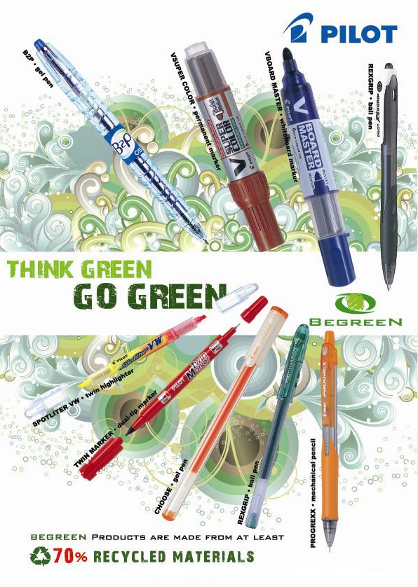 Pilot Pen Indonesia